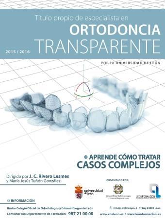 Máster Ortodoncia Transparente